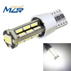 MZ T10 5.4W Canbus Car Clearance Lamp White Light 810lm 27-SMD 4014