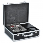 Professional 2-Gun Tattoo Machine Complete Kit Set with Carrying Case