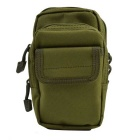 X-2 Outdoor Multi-functional Nylon Waist Bag - Army Green