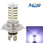 MZ H4 12.6W LED Car Headlamp White 6500K 630lm w/ Constant Current