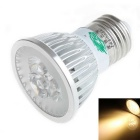 Zweihnder E27 3W 3-LED Spotlight Warm White 280lm 3500K (AC 110~240V)