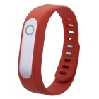 DIGICare Mario Sports intelligente Bluetooth V4.0 Armband w / Pedometer, Sleep-Monitor, Wecker - Red