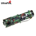 UltraFire XP-E Q5 1-LED 200lm 3-Mode White Mini Powerful Zooming Flashlight Torch (1 x 14500 / AA)