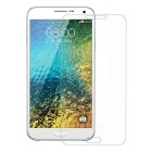 Protective Tempered Glass Screen Protector for Samsung E7 - Transparent