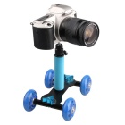 Handheld Stabilizer Handle for Video Light,Camera - Light Green+ Black
