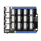 Seeedstudio Base Shield Expansion Board - Black + White