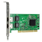 1000Mbps PCI Gigabit NIC for 8294 Soft Router / ROS + More - Green