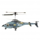 Rechargeable 3-CH R/C Helicopter Set (4*AA)
