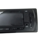 "3.2"" Car FM Radio MP3 Player w/ USB / TF - Black + Silver"
