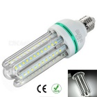 E27 20W 4U-Form mit 96 LED-Mais-Lampe Cool White 7500K 2000lm SMD 2835 (AC 85 ~ 265V)