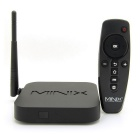 MINIX NEO X6 Quad-Core Android 4.4.2 Google TV Player w/ Chinese Movies + TV Channels (US Plug)