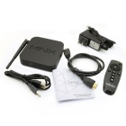 MINIX NEO X6 Quad-Core Android 4.4.2 Google TV reproductor (US enchufe) - Negro