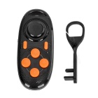 Multi-functional Bluetooth V3.0 Gamepad Selfie Remote Shutter - Black