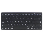 ENKAY Wireless Bluetooth V3.0 78-Key Keyboard Universal for Android / IOS / Windows Devices - Black