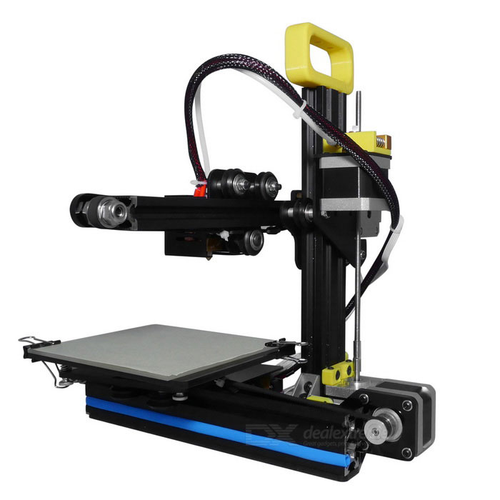 mini hoge dichtheid 1.75mm desktop-level DIY 3D-printer