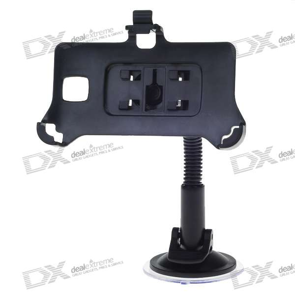 Universal Car Windshield Swivel Mount for HTC HD2