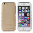 Protective PC Front + Back Case Cover for IPHONE 6 - Transparent
