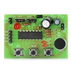 ISD1820 Sound Voice Recording Playback Module Board - Green + Black (DC 4~5V)