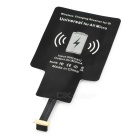 Wireless Charging Receiver for Devices w/ Android System - Black