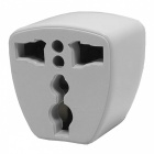 Universal 2-Flat-Pin Plug Travel AC Power Adapter Plug