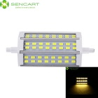 SENCART R7S 15W LED Flood Light Bulb Lamp Warm White 3000K 1200lm SMD 5730 (AC 85~265V)