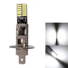 MZ H1 4.8W LED Error-Free Canbus Car Front Fog Lamp White Light 720lm 6500K 4014 SMD (12~24V)