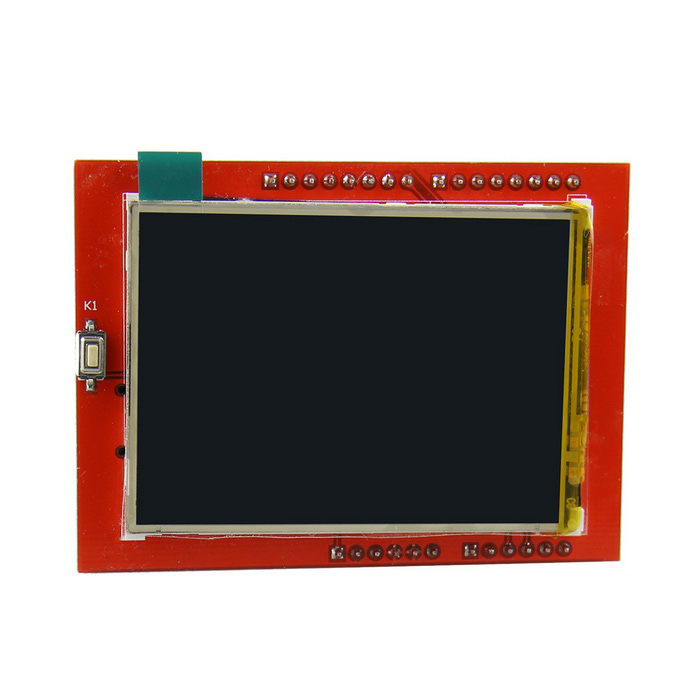 DIY 2.4 Inch TFT Touch Screen LCD Module for Arduino UNO R3 / Mega2560