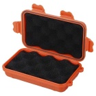 FURA Survival Anti-Shock Storage Sealed Box Container - Orange (S)