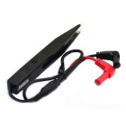 Jtron SMD Dual-Line Test Clip / Test Leads - zwart + rood