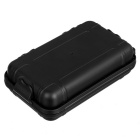 FURA Survival Anti-Shock Storage Sealed Box Container - Black (S)