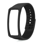 "V5S 0.91"" Bluetooth V4.0 Smart Bracelet w/ Pedometer + More - Black"