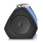 EARSON ER160 Mini Bluetooth V4.0 Speaker w / 3.5mm, TF - Azul + Preto