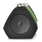 EARSON ER160 Mini Subwoofer Bluetooth Altavoz con TF, 3.5mm - Verde