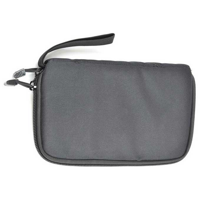 Outdoor 600D Waterproof Carrying Bag Hostler for Handgun - Black