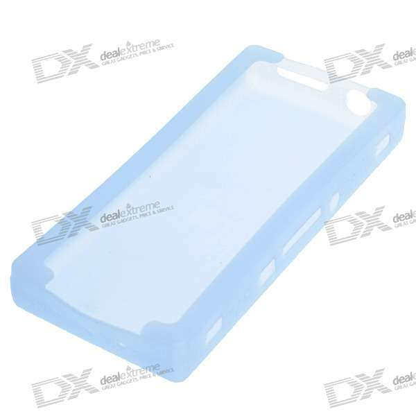 Protective Glow-in-the-Dark Silicone Case for Dingoo A320 (SKU 23032/20217)