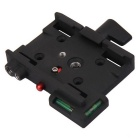 Quick Release Rapid Connection Adapter for GIOTTOS MH621 - Black
