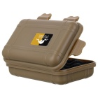 FURA Survival Anti-Shock Storage Sealed Case Box Container - Tan (S)