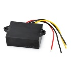 12V to 24V DC-DC Voltage Step-up Power Converter Adapter - Black
