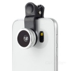 Universal 0.4X Super Wide Angle + 10X Macro Phone Lens - Silver