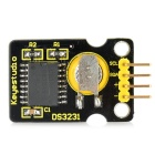 Keyestudio DS3231 Clock Module - Black + Yellow