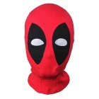 Deadpool Mutant Wilson Cosplay Mask Hood Balaclava Face Adjustable Halloween Unisex Mask