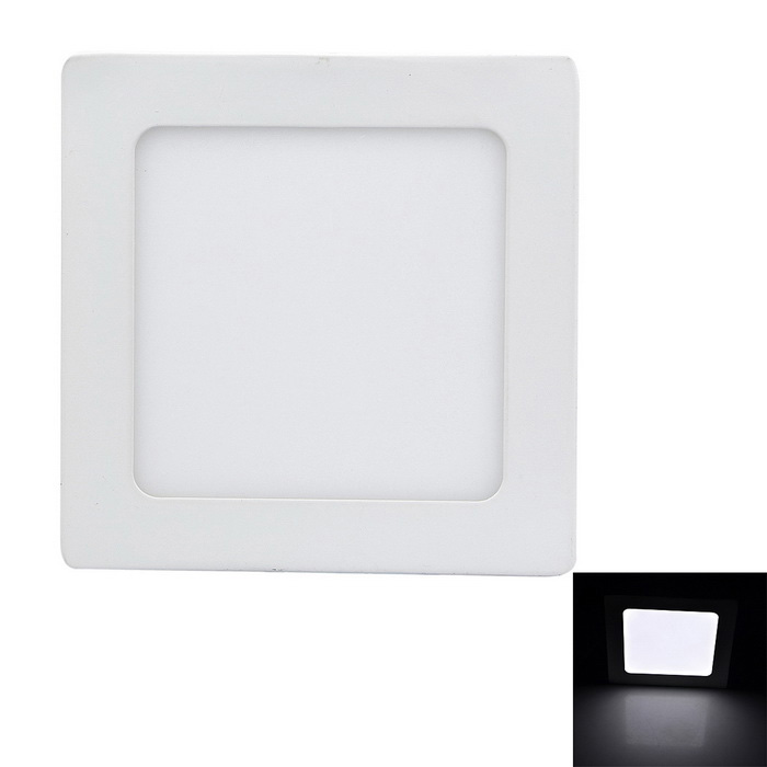 Marsing 12W LED Square Ceiling Panel Lamp White 1200lm 60-SMD - White