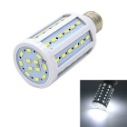 Angibabe E27 7.5W LED Corn Bulb White Light 6000K 800lm SMD - White