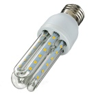 E27 7W 3U-Shaped LED Corn Lamps Warm White 3300K 560lm 36-SMD (3PCS)