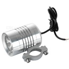 Universal Assembly 10W XM-L U2 LED Cool White Headlight for Motorcycle