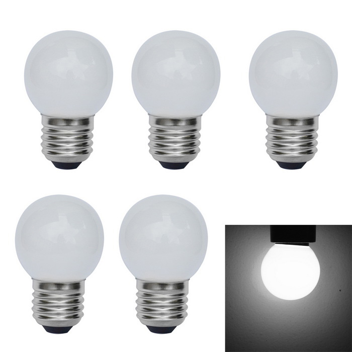 jiawen e27 3w ampoule led lumi re blanche froide 180lm 4 3528 smd 5pcs envoie gratuit. Black Bedroom Furniture Sets. Home Design Ideas