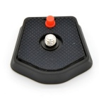 Quick Release Plate for Manfrotto Modo 785B, 785SHB, DIGI 718B - Black