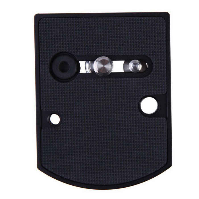 Rapid Quick Release Connection Plate for Manfrotto RC4 - Black