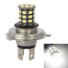 MZ H4 6.6W LED Car Headlamp White Light 2835-33SMD 330lm 6500K Constant Current (12~24V)