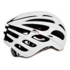 Basecamp Outdoor Bike Cycling Safety Helmet w/ Goggles - White